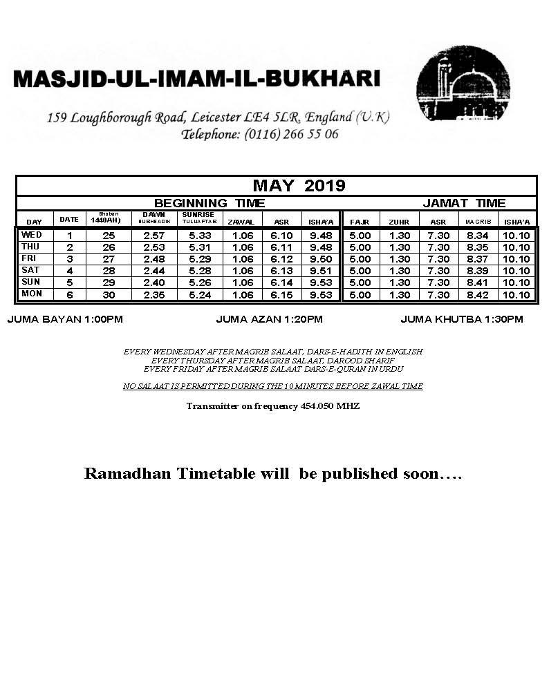 APRIL 2019 TIMETABLE_Page_2